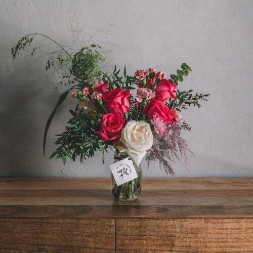 The lovely Jar - Flower subscription