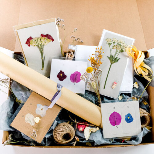The DIY gift wrapping kit
