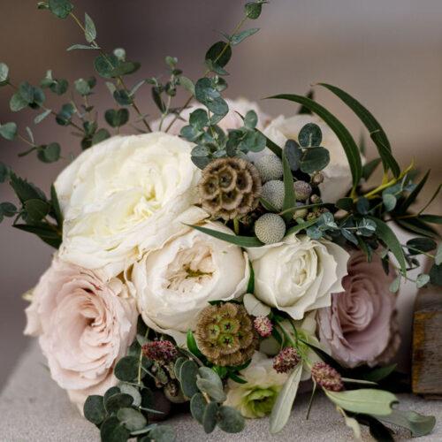 Bridal vibe - Blushing Vintage