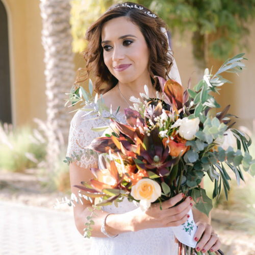 Bridal vibe - The Wild One