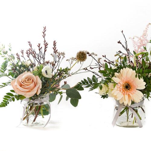 Mini floral subscription.