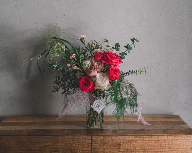 Baby girl lovely flowers