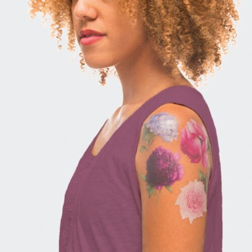 PERENNIAL SET (SCENTED) BY VINCENT JEANNEROT FROM TATTLY TATTOOS