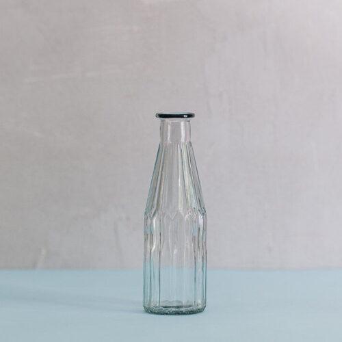 Vintage Style Milk Bottle Large