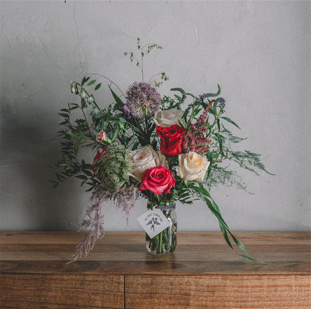The Lovely Adeline Flower arrangement